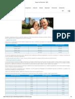 Seguro de Pensiones - IESS