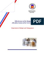 DBM-Effectiveness of the Budget Allocation System of the Government.pdf