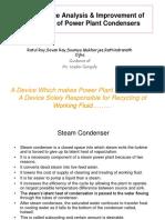 Presentation Condenser Efficiency