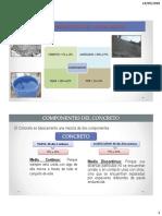 cuarta clase tecnología de materiales ing civil