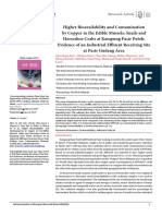 Higher Bioavailability and Contamination