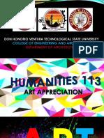 Humanities Topic 01