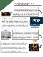 Relaciones Bilaterales Colombia