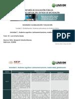 Andamio cognitivo_Latinoamericanismo, modernidad, globalización
