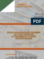 Diapositivas de Escala Salariales (1)