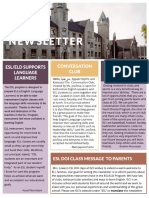 ell newsletter  1