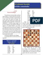 28- Reminiscencias Del Torneo de Solingen