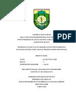 Laporan Aktualisasi Cpns DOKTER UMUM DI PUSKESMAS TAHUN 2019 peningkatan Pelayanan Kesehatan Silvi Di Puskesmas Kuamang Kuning x kabupaten Bungo provinsi Jambi