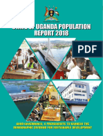State of Uganda Population Report 2018