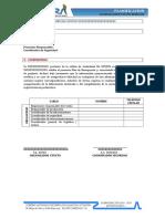 Formato Plan Contingencia 2019 Hasta 500 Personas