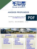 ANODOS PROFUNDOS