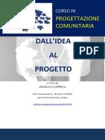 5 Manuale Di Europrogettazione Dallidea Al Progetto