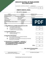 Ficha Sindical Anual 2019-Supervisores