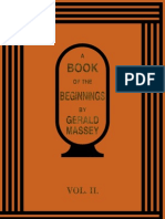Massey - A Book of the Beginnings (vol. II)