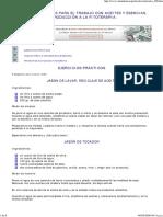 JABÓN DE LAVAR. RECICLAJE DE ACEITE