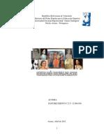 Árbol Genealógico de La Familia Bolivar y Palacios - RUBENRAMMSTEIN