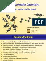 1 - Organometallic Chemistry.ppt