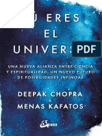 Tu Eres El Universo- Deepak Chopra