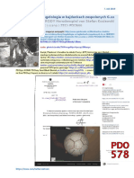 Angelologia w kajdankach zespolonych G.22 HERODY Herodenspiel von Stefan Kosiewski ZECh PDO666 20190706 ME SOWA O odmowie wszczecia sledztwa PDO578