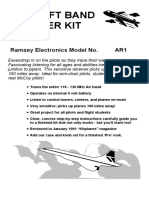 Ramsey AR1 - Aircraft Band Receiver Kit