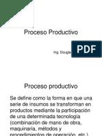 3 Proceso Productivo