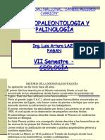 Micro Paleontología