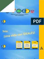 Tema. Una vida con IDEALES. (U.G).pptx