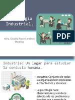 Psicología industrial - PSI1