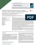 Translucent Zirconia in the Ceramic Scenario for Monolithic Restorations a Flexural Strength and Translucency Comparison Test