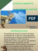 presentacion campaña plasticos