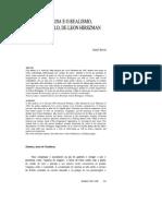 A Falecida e o Realismo, A Contrapelo, De Leon Hirszman - PDF