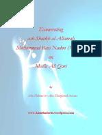 In Defence of Allamah Muhammad Rais Nadwi