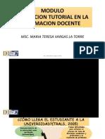 Delite - La Funcion Tutorial en La Formacion Docente