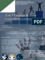 7 Factores Del Exito