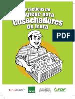 Manual Cosechadores de Frutass