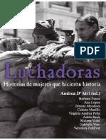 Andrea D'Atri (ed) - Luchadoras. Historias de mujeres que hicieron historia.pdf