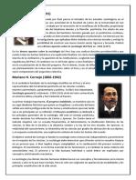 Filosofos Peruanos y La Sociologia