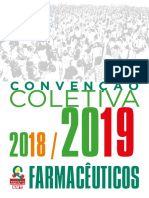 Caderno Convencao Farmaceuticos 2018 2019