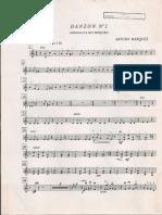 Danzón 2 Violín 2.pdf