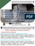 Diseño Sismorresistente de Columnas ACI 318-14