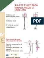 Formula de Euler y Limitaciones