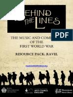 Ravel Information Pack