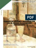 Tesisi de Alcoholismo en Estudiantes