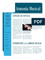 Revista Digital - Armonía Musical Especie de Novenas
