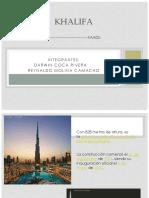 Burj  khalifa presentacion.pptx