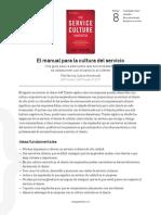 El Manual Para La Cultura Del Servicio Toister Es 35024