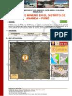 Reporte Complementario Nº 1252 24may2019 Accidente Minero en El Distrito de Ananea Puno 01