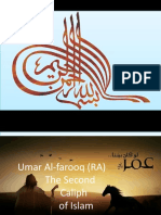 Umar Bin Khattab RA The Great Admin.pptx