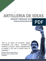 ARTILLERIA DE IDEAS 02JUl19