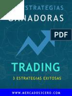 Mis Estrategias Ganadoras Mercados 3.0